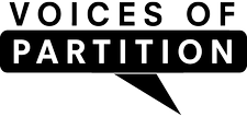 Voices of Partition  logo
