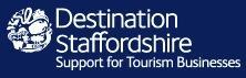 Destination Staffordshire Support for Tourism Businesses delivered by Winning Moves Ltd logo