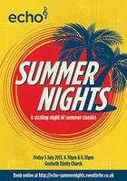 Echo Newcastle Presents: Summer Nights