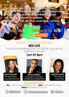 BEX Live International 2015