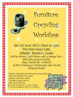 Furniture Upcycling Workshop