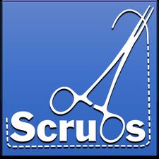 QUB Scrubs logo
