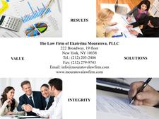 The Law Firm of Ekaterina Mouratova, PLLC logo