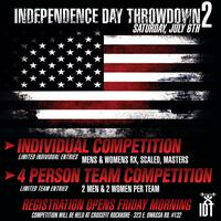 Independence Day Throwdown 2
