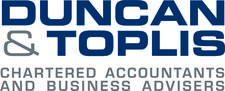 Duncan & Toplis Chartered Accountants & Business Advisers logo