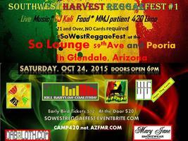 Southwest Harvest Reggae Festival #1