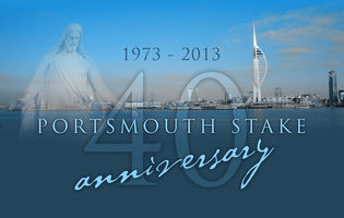 Portsmouth Stake 40th Anniversary Conference