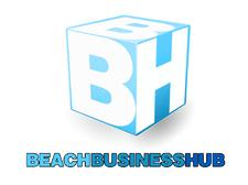 Beach Business Hub logo