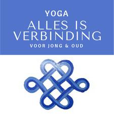 Saskia de Mik - Alles is Verbinding logo