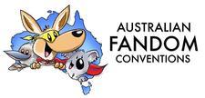 Australian Fandom Conventions logo