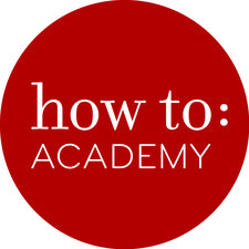 how to: Academy logo