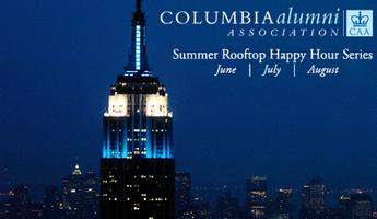 Summer Rooftop Happy Hour Series: July