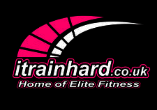 Glenn Hill (itrainhard.co.uk fitness) logo