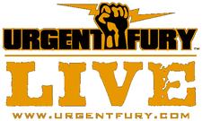 Urgent Fury logo