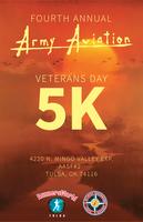 Army Aviation Veterans Day 5K