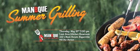 Beth's Table Presents MANBQUE Summer Grilling Bootcamp
