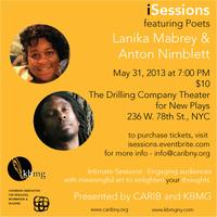 iSessions, poetry event (session 2)
