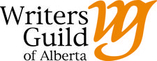 The Writers' Guild of Alberta logo