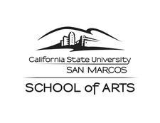 School of Arts - CSU San Marcos  logo