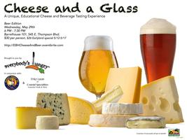 Cheese and a Glass - Beer Edition