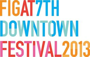 FIGat7th Downtown Festival: PAPA, No, and LA Font