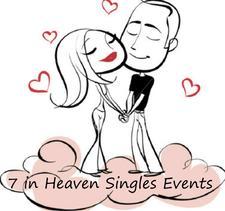 7 in Heaven Singles Events  logo