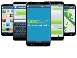 Mobile Interface Design Course (Santa Clara)