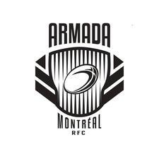 Armada Montréal RFC logo