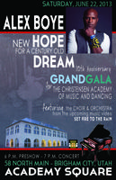 Alex Boye - Promise: New Hope for a Century Old Dream