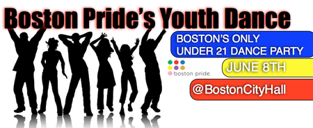 Boston Pride's Youth Dance