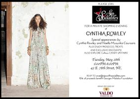 A Private Shopping Event at Cynthia Rowley