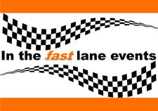 In The Fast Lane Events logo