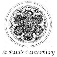 St Paul's Canterbury logo