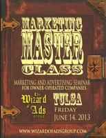Wizard Of Ads Marketing MasterClass with Seggern,...
