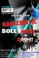 3xD Presents DJ Rohit @ Karizma Lounge