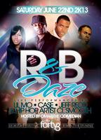 R&B DAZE: CASE & FRIENDS LIVE IN CONCERT!
