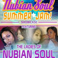 Nubian Soul Summer Jam Showcase June 2013