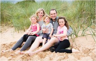 Family Portrait Voucher