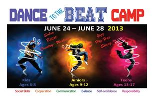 HSD's Dance to the Beat Camp at Melody Ballroom