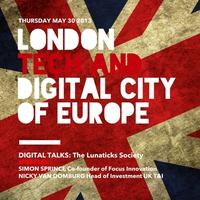 London Tech and Digital City of Europe
