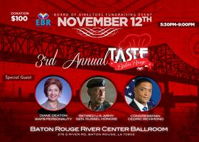 EBR Council on Aging 3rd Annual Fundraiser Event...
