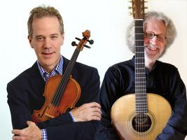 Jamie Laval in Concert with Dan Compton (Fiddle/Guitar)