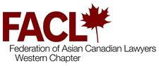 Federation of Asian Canadian Lawyers (FACL) Edmonton Chapter logo