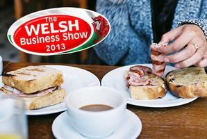 Business Breakfast at The Welsh Business Show