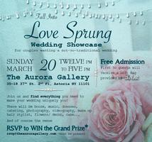 Posponed: Fall into LoveSprung Wedding Showcase