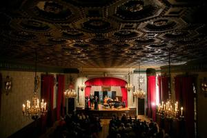 Unpacked Treasures: CMF at The Italian Academy