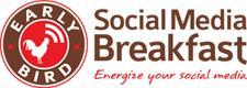 Early Bird Social Media Breakfast logo