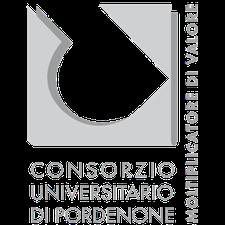 Consorzio Universitario di Pordenone logo