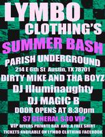 Lymbo Clothing's Summer Bash 6/1/13 @ The Parish