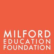 MILFORD EDUCATION FOUNDATION logo